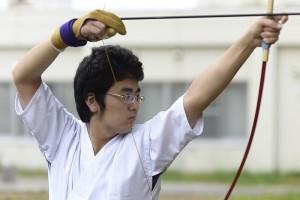 サークル活動:弓道