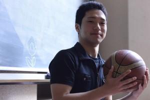 サークル活動:男子バスケットボール