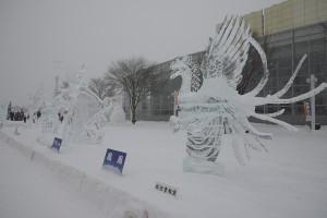 北見冬まつり